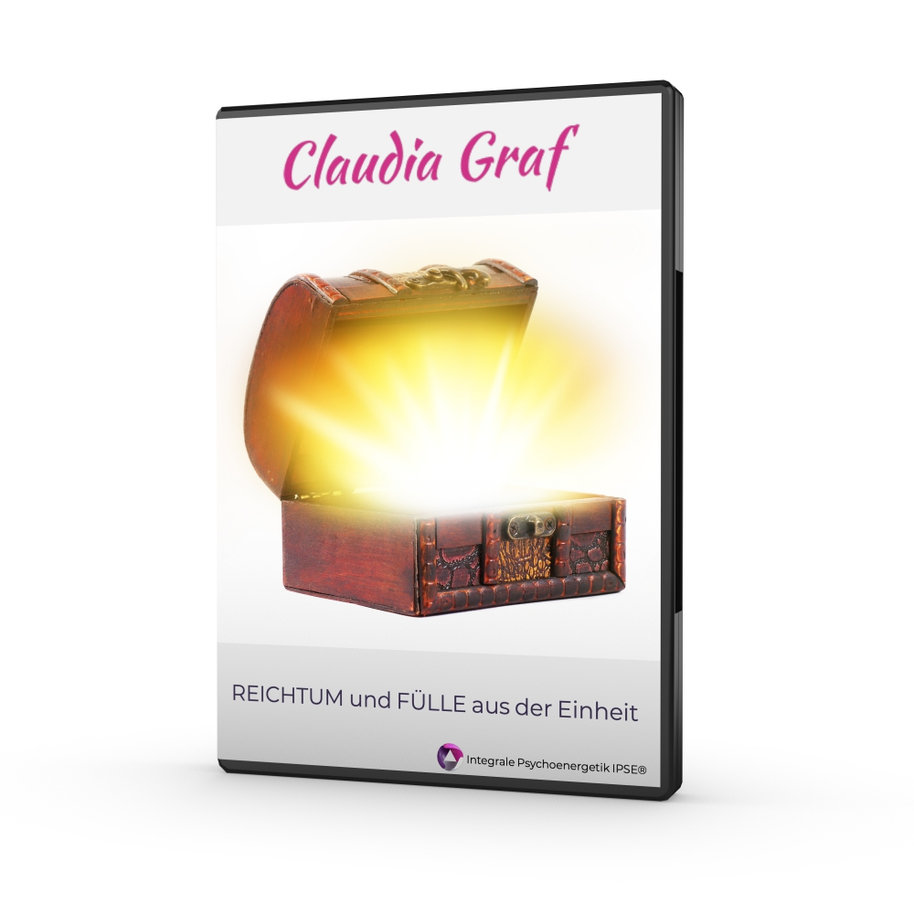 Claudia Graf REICHTUM und FÜLLE aus der Einheit (60 Min.)